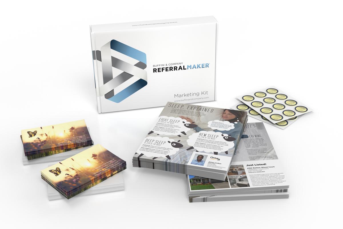 Monthly Marketing Kit