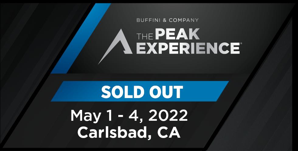 The Peak Experience